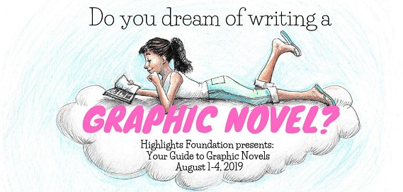 Dreaming of a graphic novel?