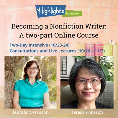 Becoming a Nonfiction Writer