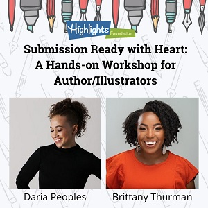Submission Ready workshop