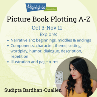 Picture Book Plotting A-Z