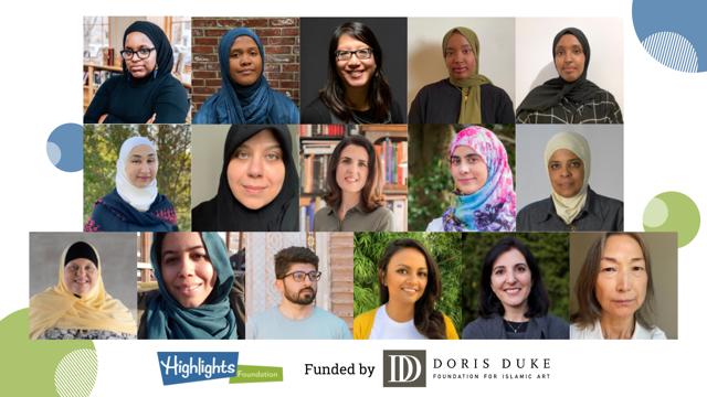 Muslim Storyteller Fellows