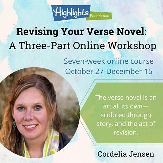 Revising Your Verse Novel